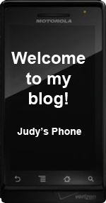 Judy's Phone's Blog