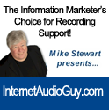 Mike Stewart Internet Audio Guy