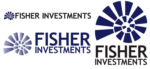 Fisher Investment logo, by Judy Smith